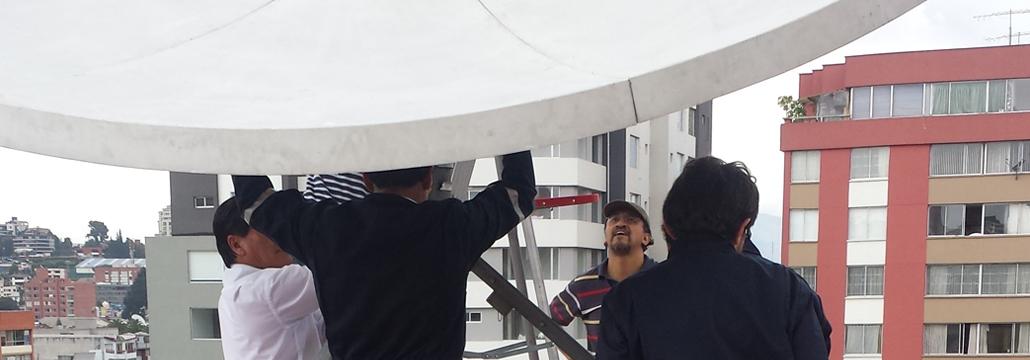 Meteo Binder-INAMHI QUITO ECUADOR