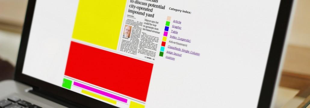 Content segmentation